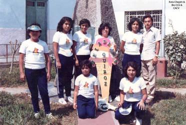 1976 (3) 1985-95 Plazuela Alfredo Novoa Cava Traba by Chepen-Ruta