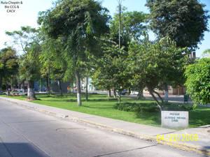 1941 (5a) Lima Lince Parque Alfredo Novoa Cava cop