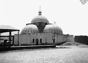 1950 (3) 1960 Avenida Gonzales Caceda Iglesia San