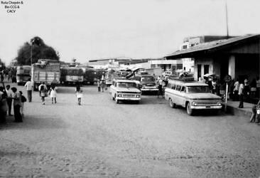 1950 (5) 1964-65 Estacion del Ferrocarril by Chepen-Ruta