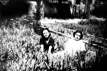1935 (5a) 1935-45 Chepenanas apostadas al paso de