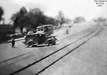 1947 (2) 1947b Av Gonzales Caceda notese el escaso by Chepen-Ruta
