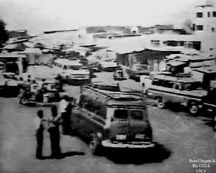 1947 (12a) 1961-69 Calle Esequiel Gonzales Caceda  by Chepen-Ruta