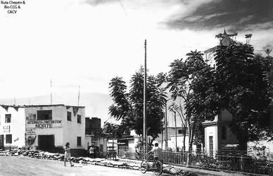 1947 (23) 1985-90 Av Ezequiel Gonzales Caceda by Chepen-Ruta