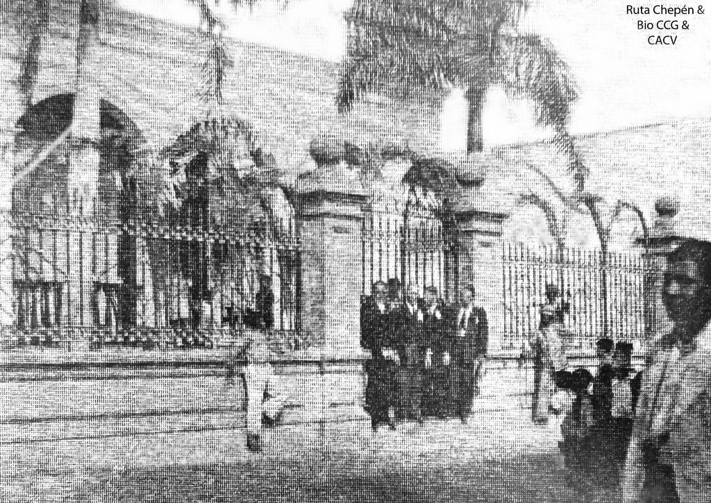 1954 (3a) Cheng Lhin Club by Chepen-Ruta