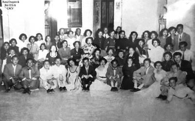 1954 (5a) Consocios del Chen Ling Club
