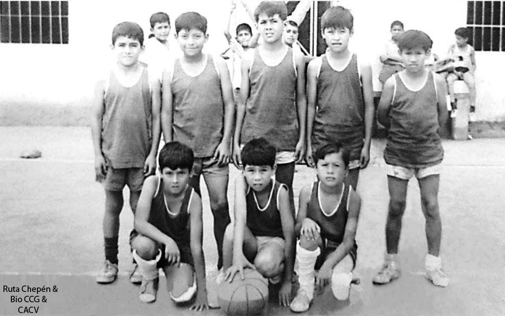1970 (19a) 1970-75 Nios Chepenanas que jugaban M by Chepen-Ruta