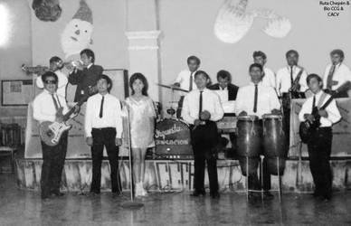 1974 (3a1) 1972 Orquesta La Nueva Sensacin en el