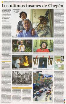 2010-12-10 La Colonia China fue una de las ms gr