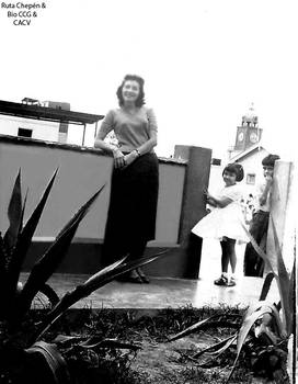 1950-60 (4b) Familia Chepenana de la Calle Gonzale