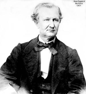 5a 1871 Enrique Meiggs Empresario exitoso en la co