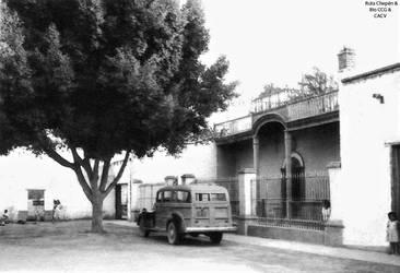 1940 (4) 1940-50 Casa Hacienda Buenos Aires - Estr by Chepen-Ruta