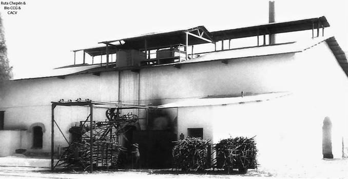 1940 (5a) 1940-50 Hacienda Buenos Aires Chepen by Chepen-Ruta