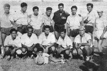 1940 (14) 1953-54 Union Buenos Aires Campeon de la by Chepen-Ruta