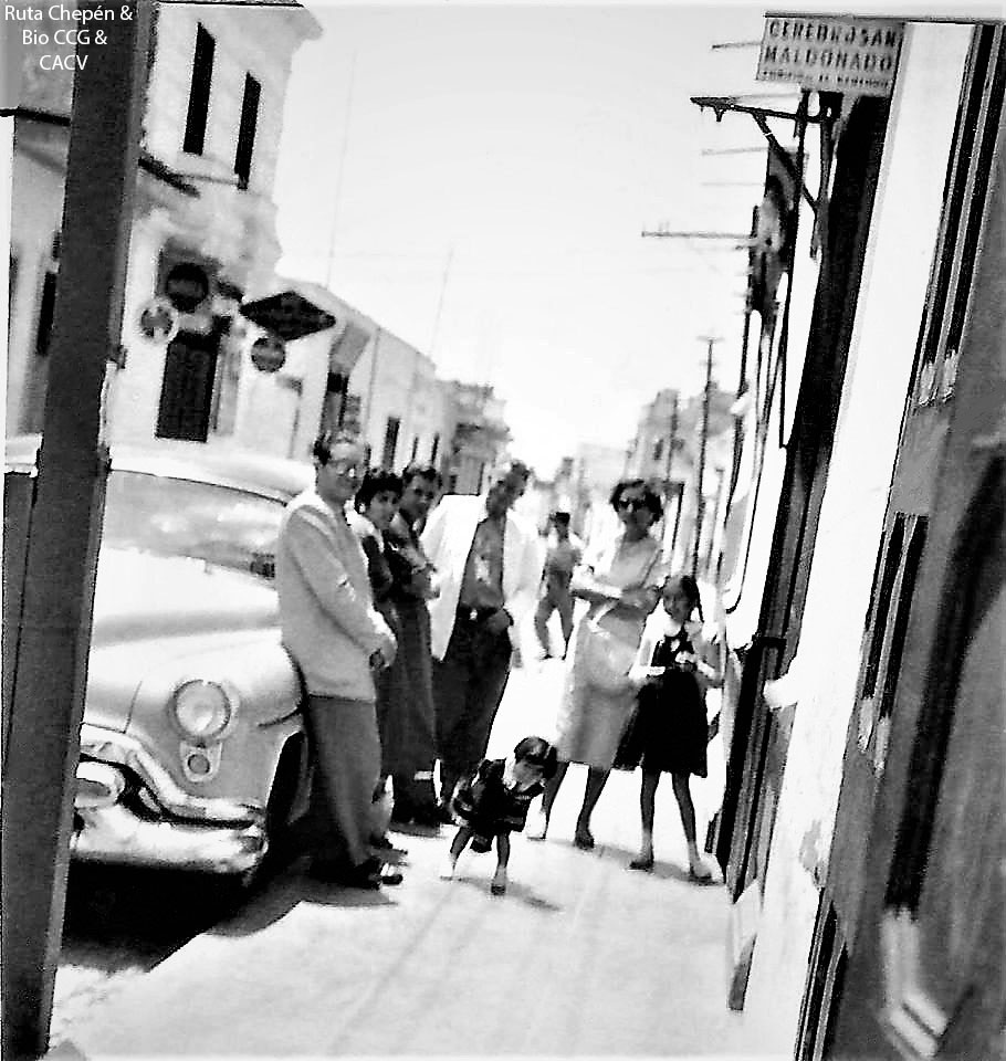 1950 Niola Sr Figuerola Dr Rubio Isabel Dr Flores by Chepen-Ruta