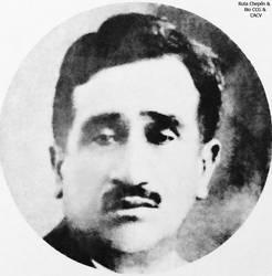 1930-50 Genaro Silva Ex Alcalde de Chepen by Chepen-Ruta
