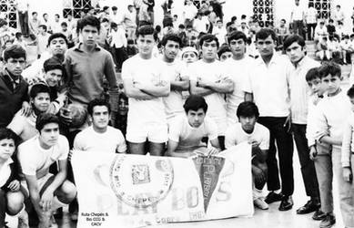 1968-78 Club Play Boys Hugo Palomino Bacho Canevar by Chepen-Ruta