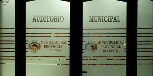 8e Municipio Provincial Auditorio
