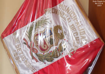 9a1 Estandarte Municipalidad Provincial de Chepen