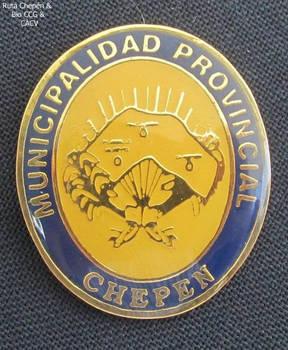 10 Municipio Provincial Logo de Chepen Pin