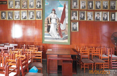 12a Municipio Provincial Galeria de Alcaldes 2013 by Chepen-Ruta