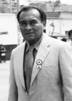 4 1982 Juan Ancajima Rumiche recibe el encargo de