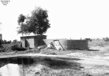 1940-50 (1) Pozo de Roma de la Hacienda Buenos Air by Chepen-Ruta