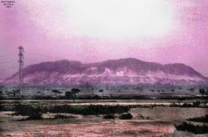 2a Cerro de Chepen vista frontal desde Carretera P