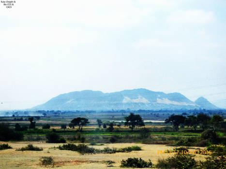 3a Cerro de Chepen vista frontal