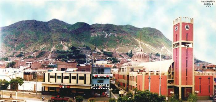 4b5 Cerro Chepen de verde 1998