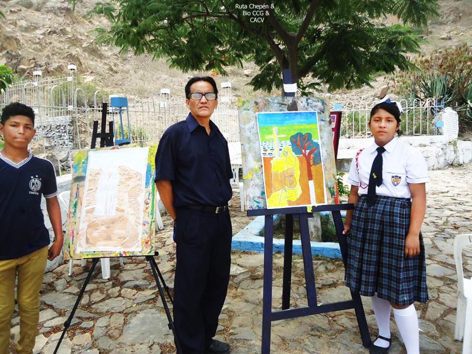 78 2018-04-01 Concurso de Dibujo y Pintura Via Cru by Chepen-Ruta