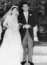 1956 Matrimonio Walter Diaz Carrascal y Margot Cal by Chepen-Ruta