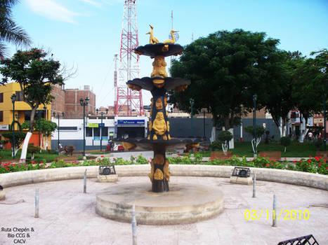 3 2010 Plaza de Armas Pileta