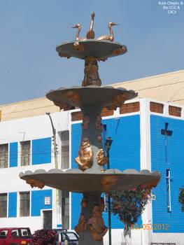 3a 2012 Plaza de Armas Pileta