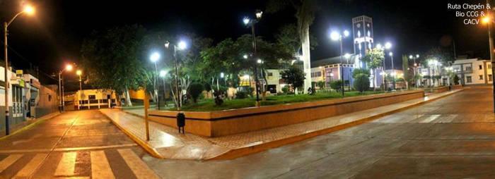 6a3c 2014 Plaza de Armas by Chepen-Ruta