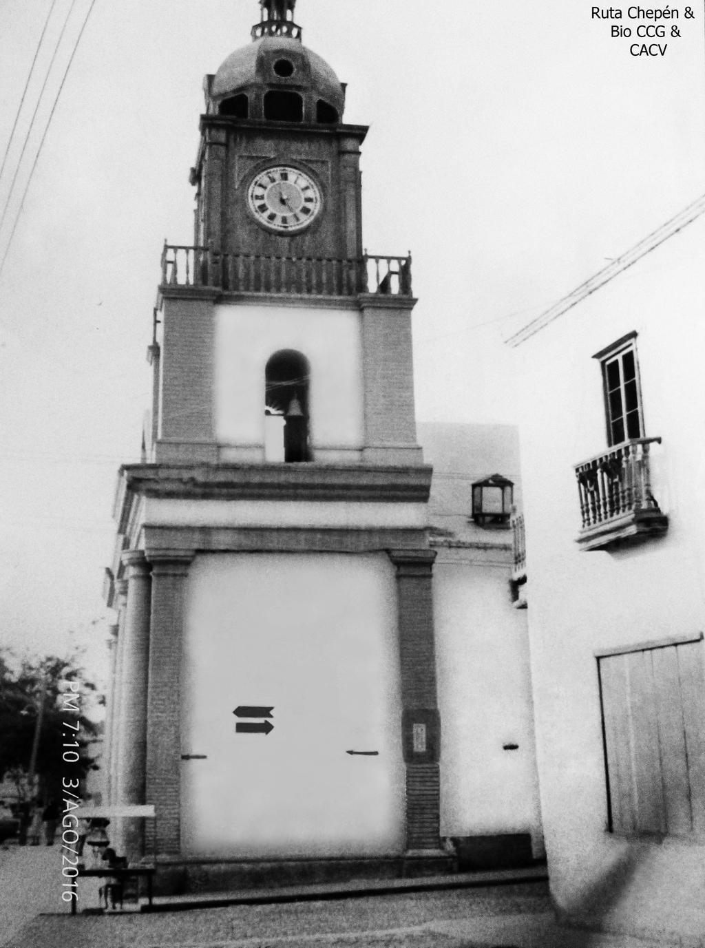 56b 1940-50 antigua Iglesia San Sebastian by Chepen-Ruta