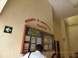79a 2016 Gerencia de Administracion Tributaria