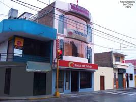 129 2008 Banco de Trabajo by Chepen-Ruta