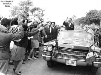 1966 (1) Fernando Belaunde Terry 02 periodos Presi by Chepen-Ruta