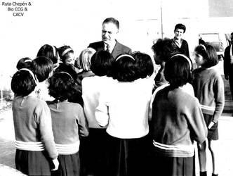 1966 (2) Fernando Belaunde Terry 02 periodos Presi by Chepen-Ruta