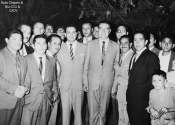 1966 (3) Fernando Belaunde y sus Partidarios by Chepen-Ruta