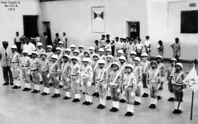 1967-1971 Promocin Escuela N 233 de Chepen hoy by Chepen-Ruta