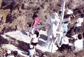 6 2010-04-03 en medio del peregrinage de viernes S by Chepen-Ruta