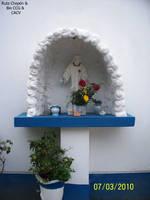 11 2010-07-03 Gruta del Hospital de Essalud Cristo by Chepen-Ruta