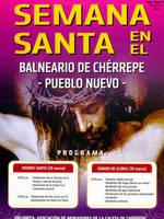 2013-03-29 y 30 Semana Santa en Cherrepe Afiche by Chepen-Ruta