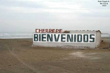 8d Playa de Cherrepe
