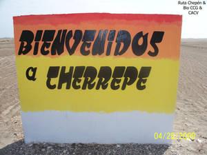 8c Playa de Cherrepe