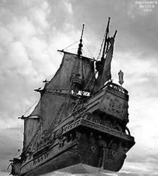 7a1530 Cherrepe desembarco de los galeones espao