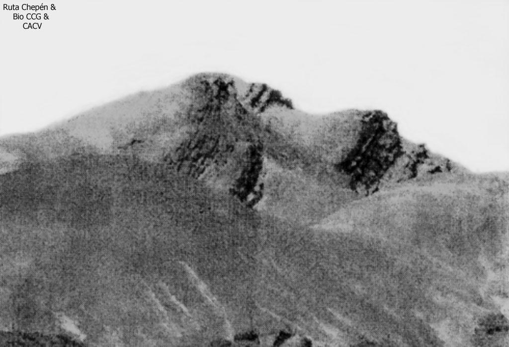 0b1El Cerro del Inka Dormido ubicado antes de lleg by Chepen-Ruta
