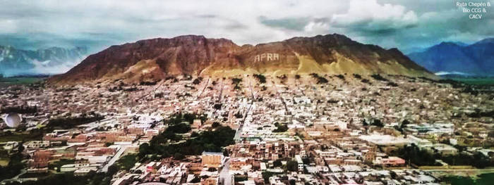 2000-10 Panoramico de la Ciudad de Chepen